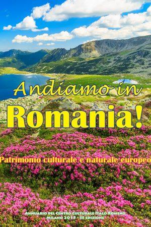 Andiamo in Romania - Front Cover