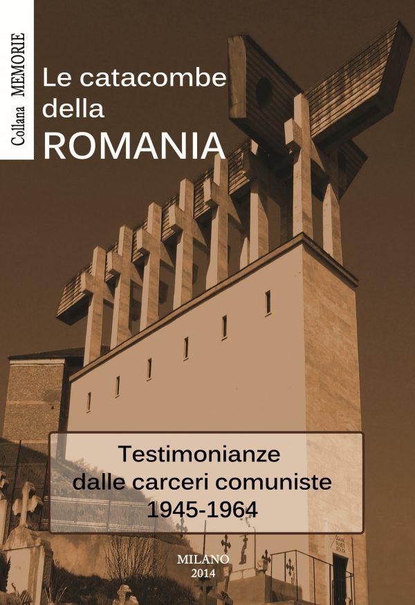 Le catacombe della Romania - Front Cover